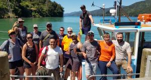 Service veterans complete inaugural Outward Bound course