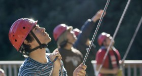 ITO students @ Outward Bound