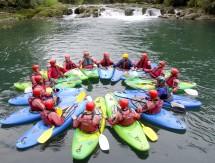 Kayak Circle - Ian Trafford