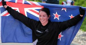 Sarah Walker - BMX Silver Medal winner and Outward Bound alumna