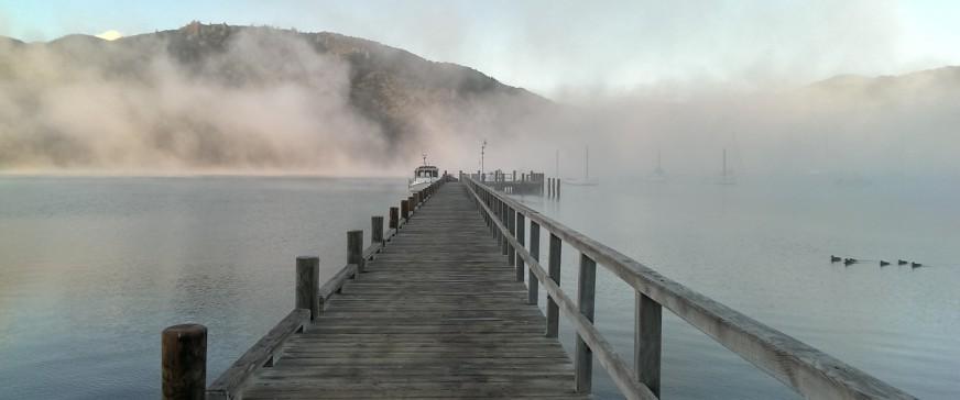 Anakiwa jetty