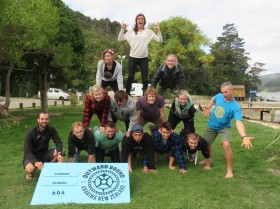 Josh Mcgee fundraised to reach Outward Bound