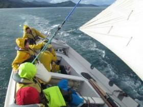tayla lum sailing